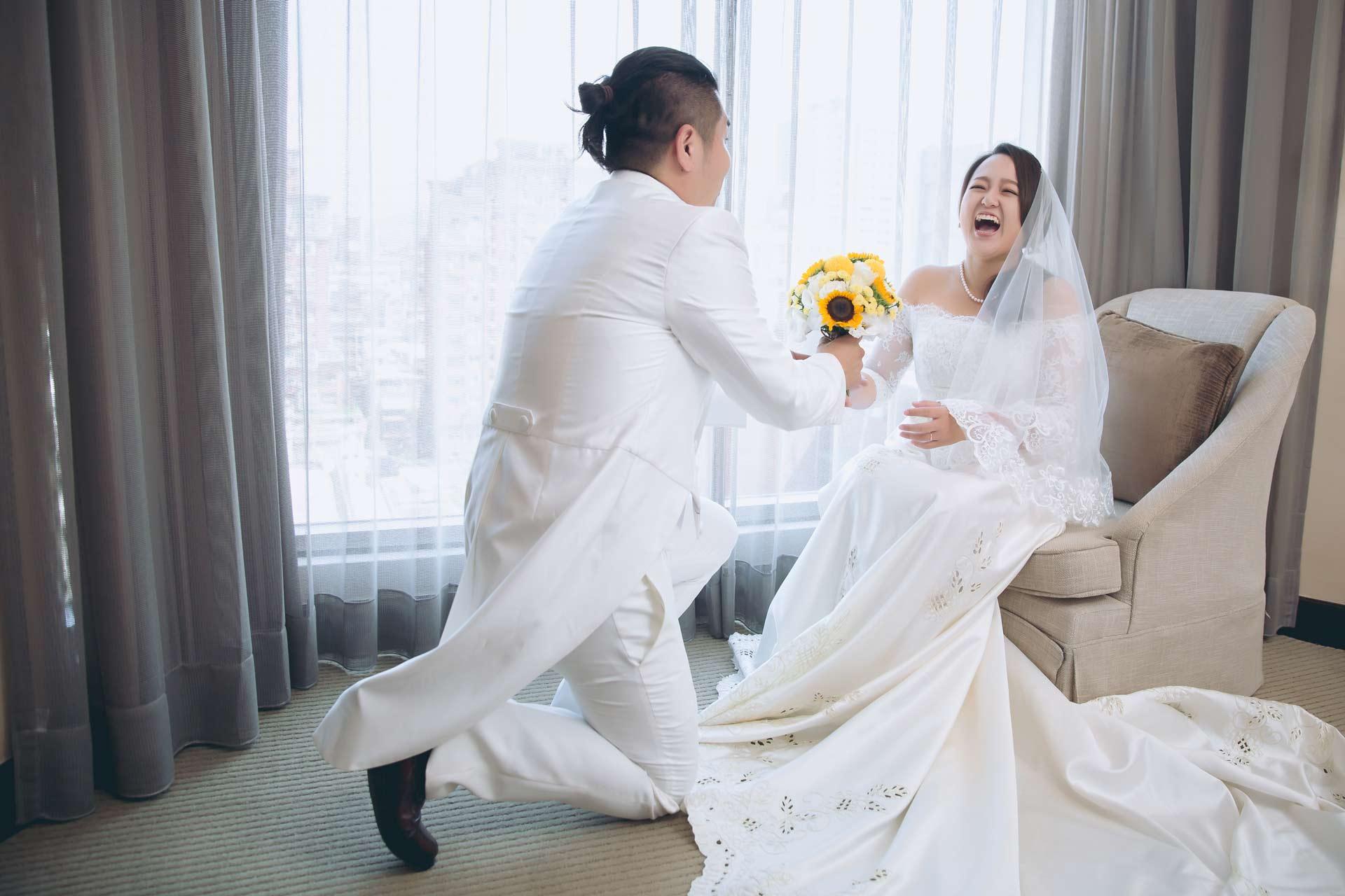 晶華酒店婚禮紀錄