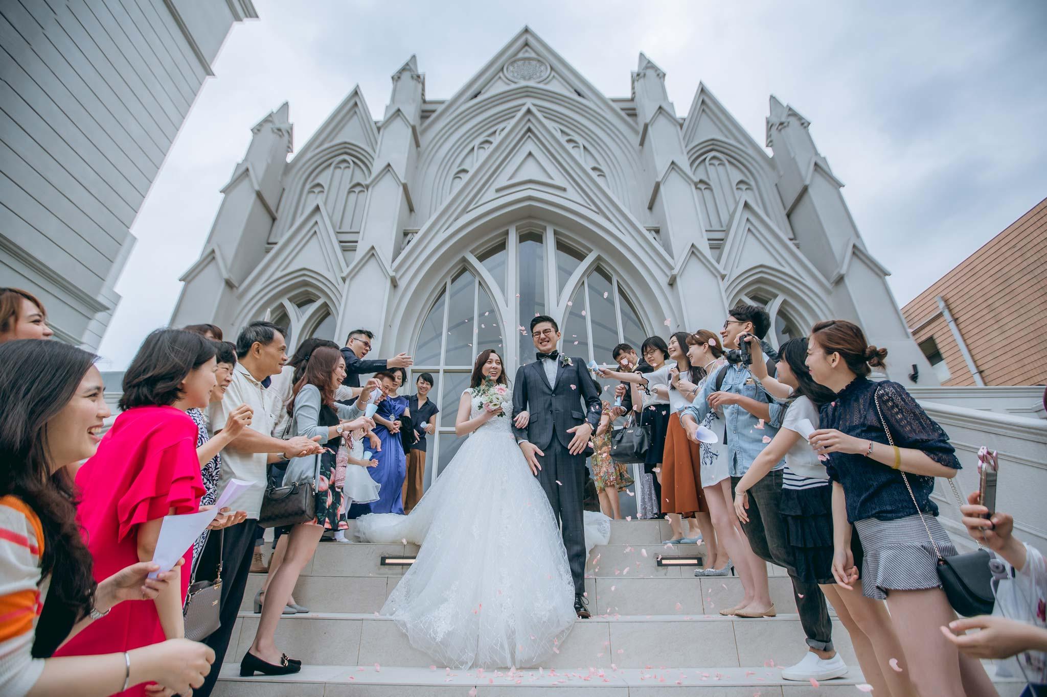婚禮|翔翔.家禎 @翡麗詩莊園
