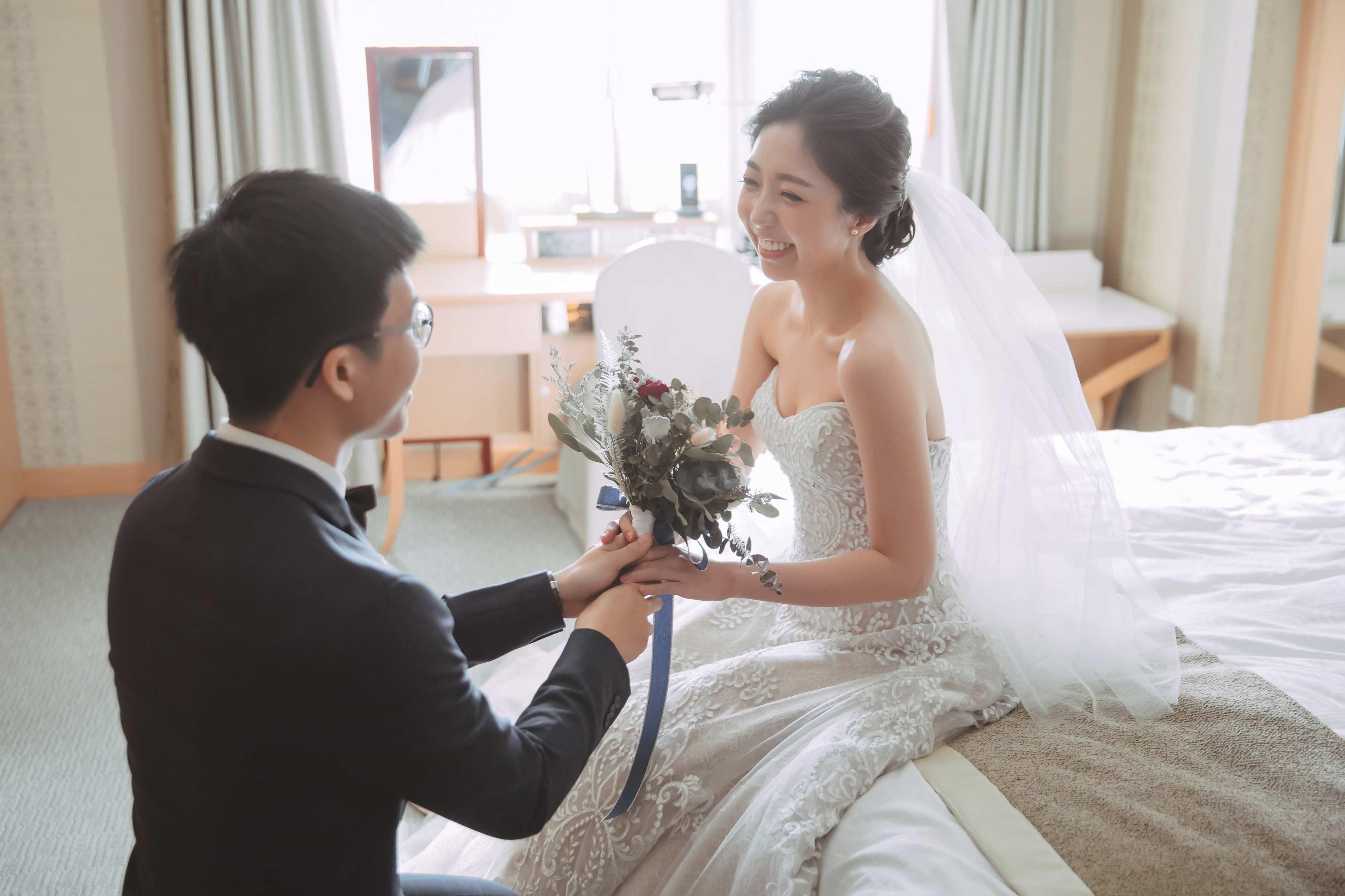 婚禮|Wu.Wang @翰品酒店