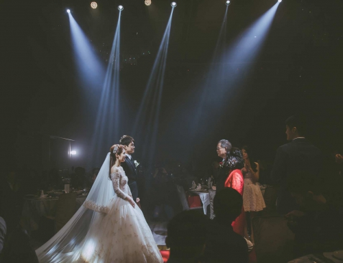 婚禮|皇億.子禎 @台北美福大飯店
