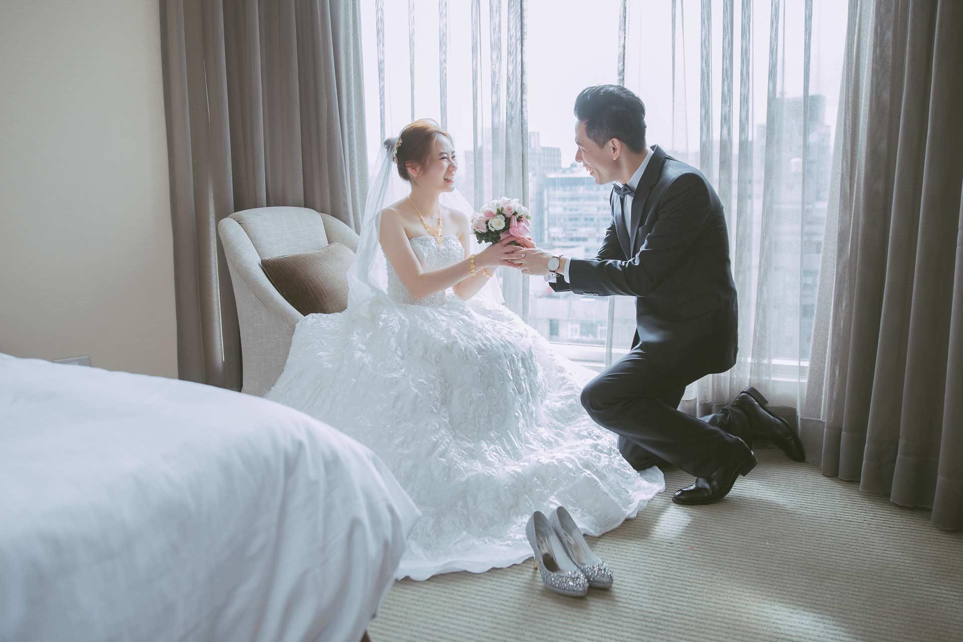 婚禮|Evan.Sling @ 台北晶華