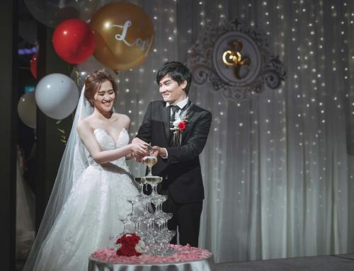 婚禮|Benjamin.Christine@板橋凱撒飯店