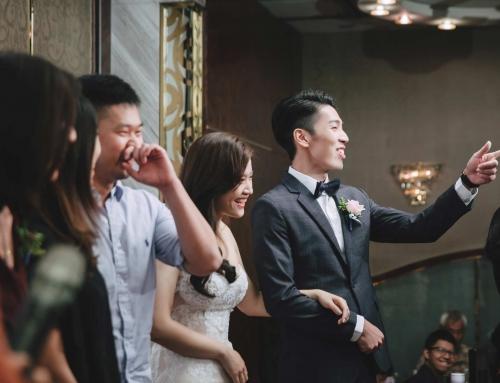 婚禮|泰瑞.沛瑄 @華漾飯店