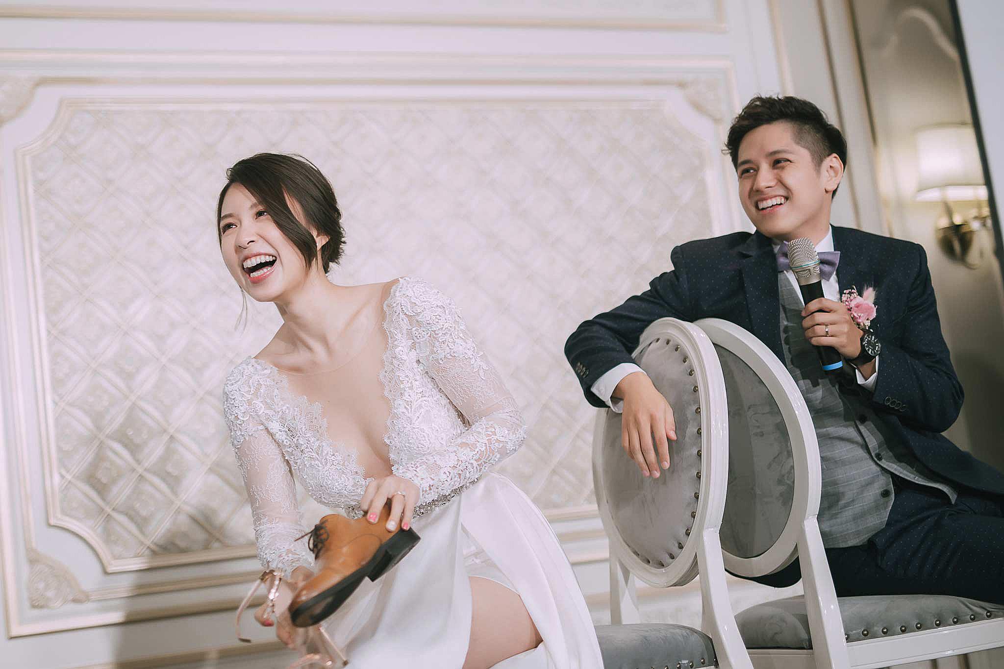 婚禮|庭碩.家瑜 @翡麗詩莊園