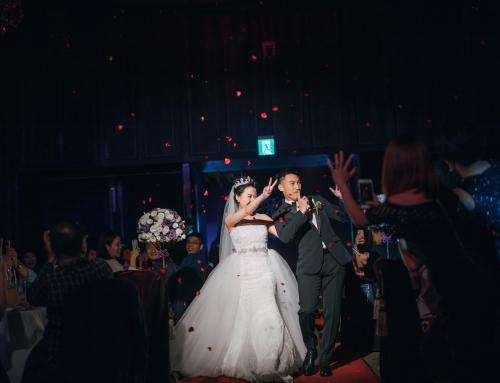 婚禮|Ned.Ariel @台北君品酒店