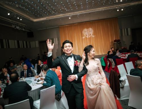 婚禮|Randy. Dana @台北寒舍艾美酒店