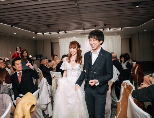 婚禮| Yasu.Haru @台北晶華酒店
