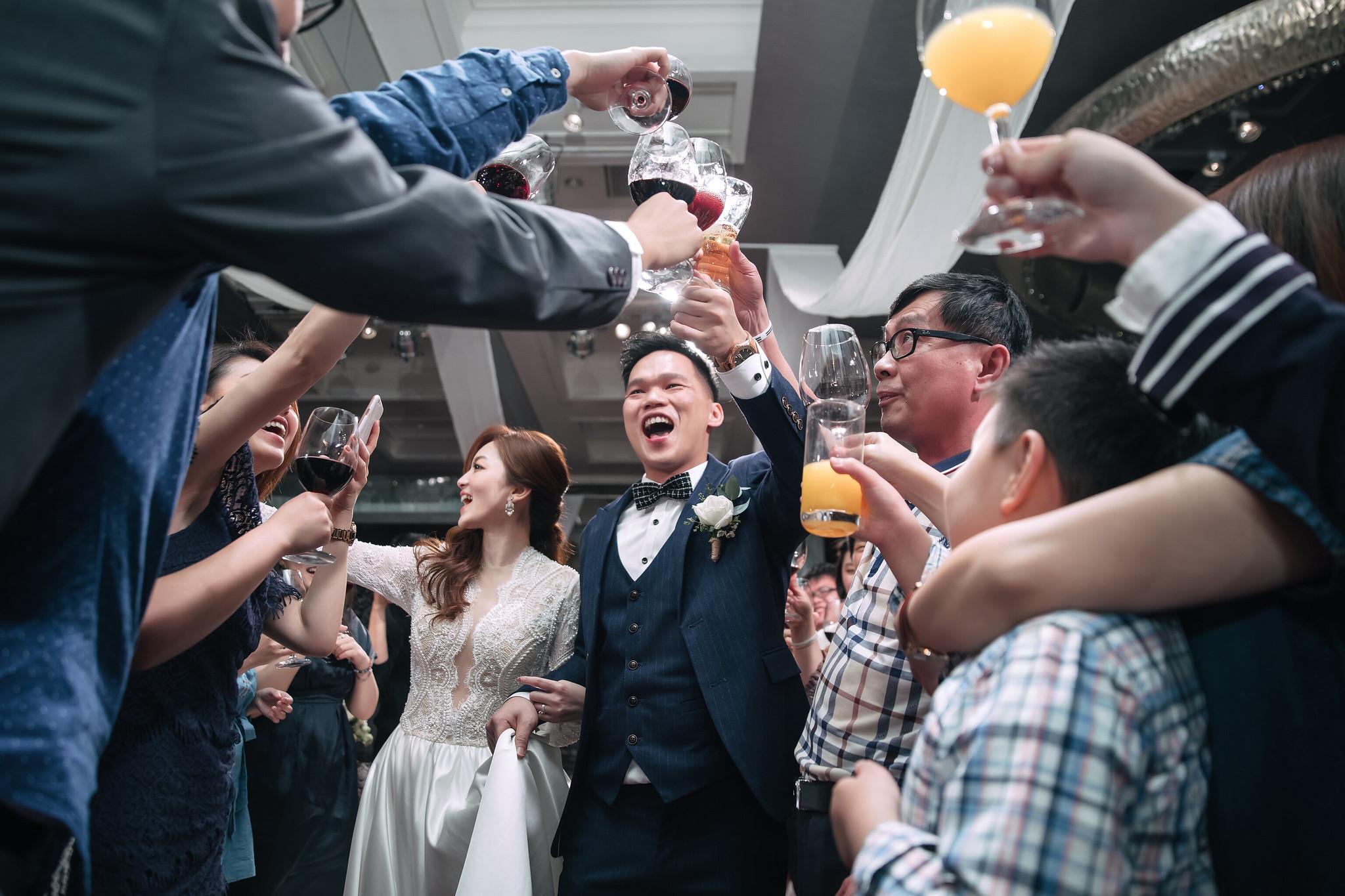 婚禮|育霖.澤宜 @台北君悅酒店