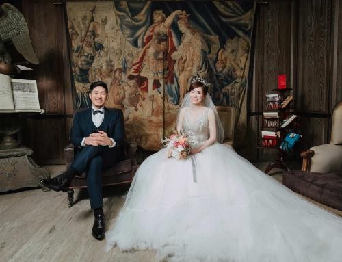 婚禮|高御.嘉娟 @君品酒店