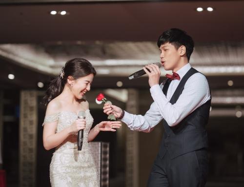 婚禮|文瑋.亞凡 @ 台北晶華酒店