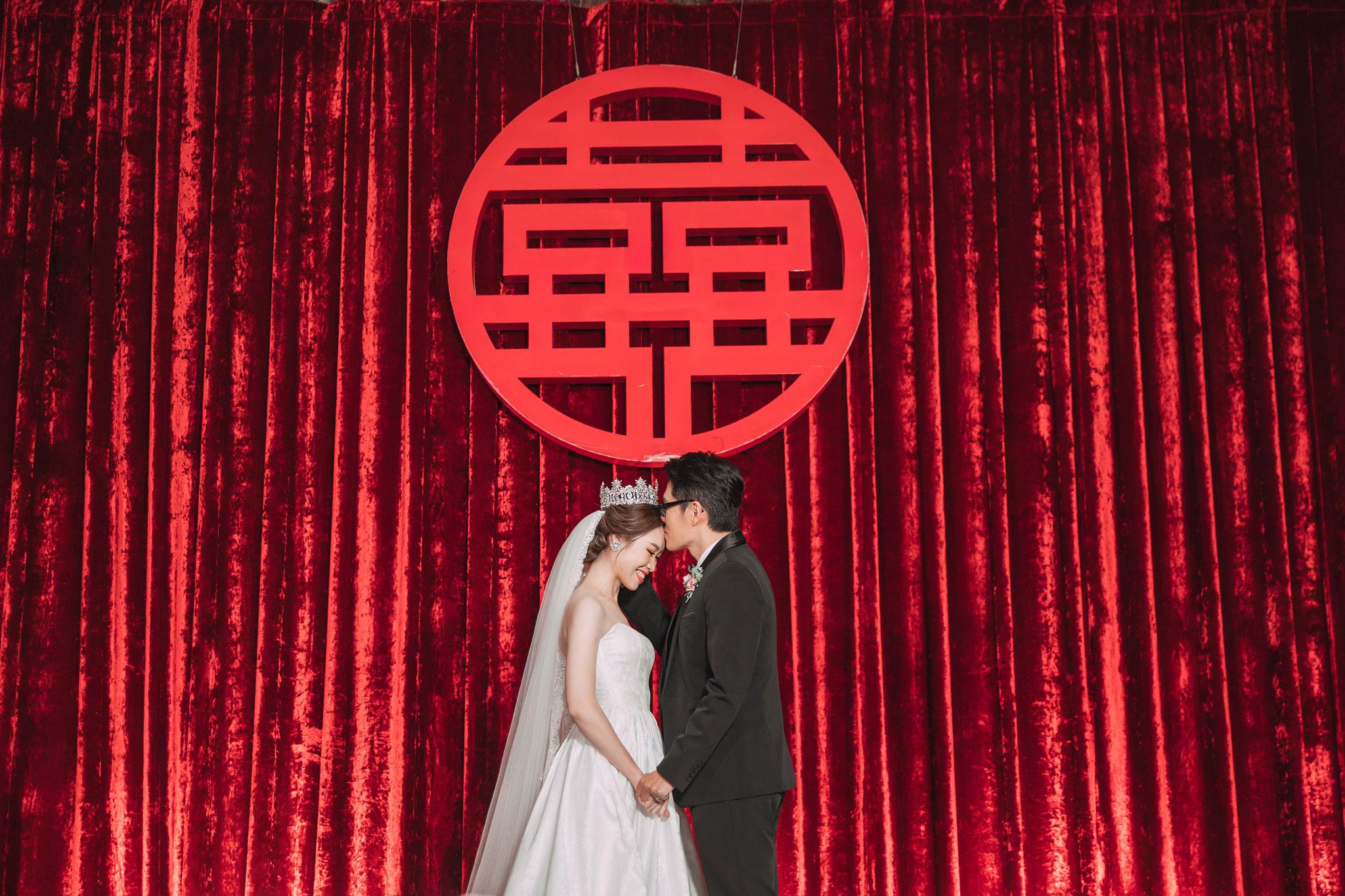 婚禮|阿飛.阿惠 @台北喜來登