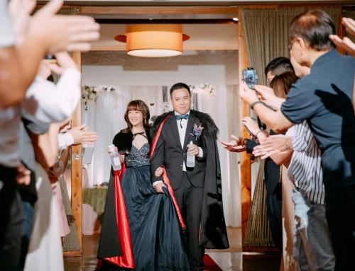 婚禮|COCO.FangYi @台北西華 @台北花卉村