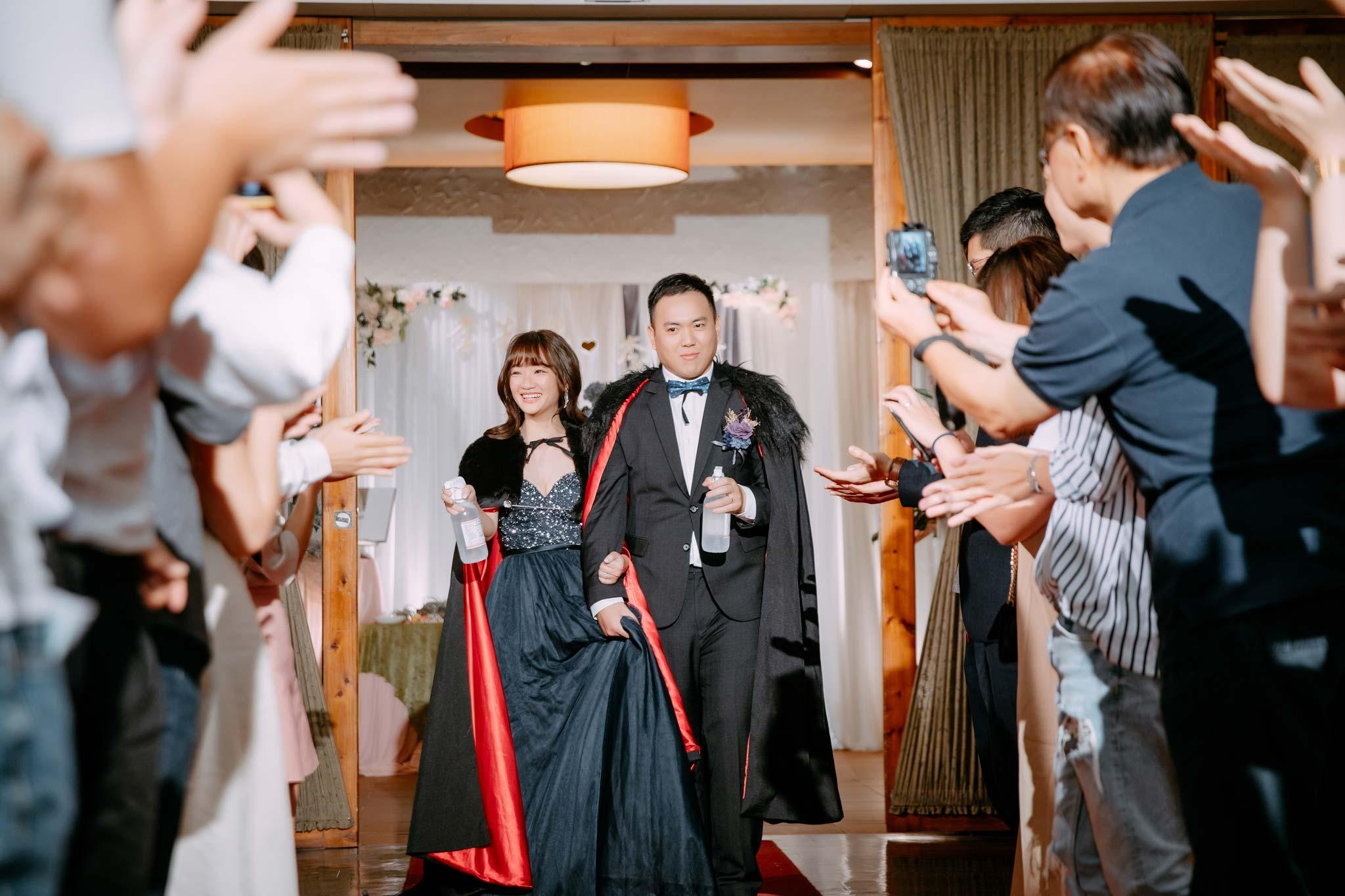 婚禮 COCO.FangYi @台北西華 @台北花卉村