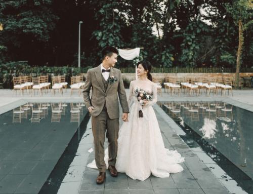 婚禮|Avery.Chris @BRICK YARD 33 1/3美軍俱樂部